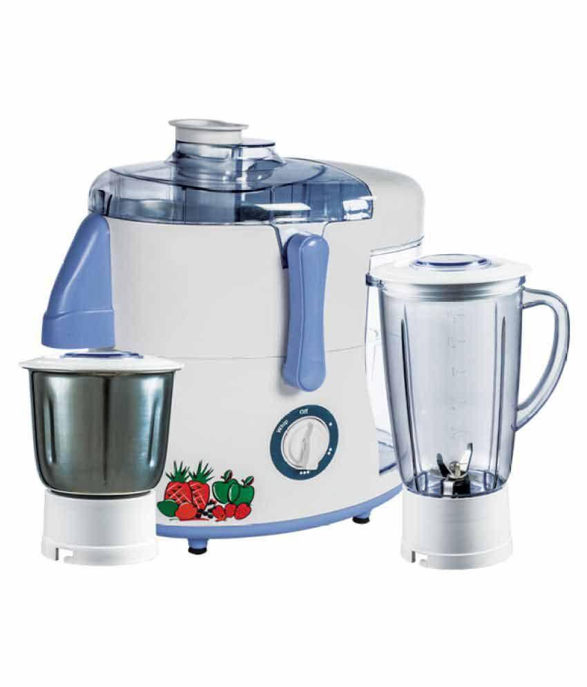 Polar JMG2-500 500W Juicer Mixer Grinder (2 Jars)