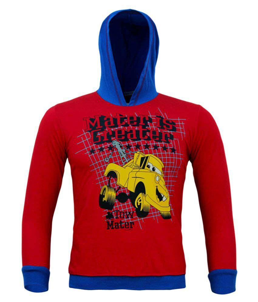 Kothari Maroon Sweatshirt