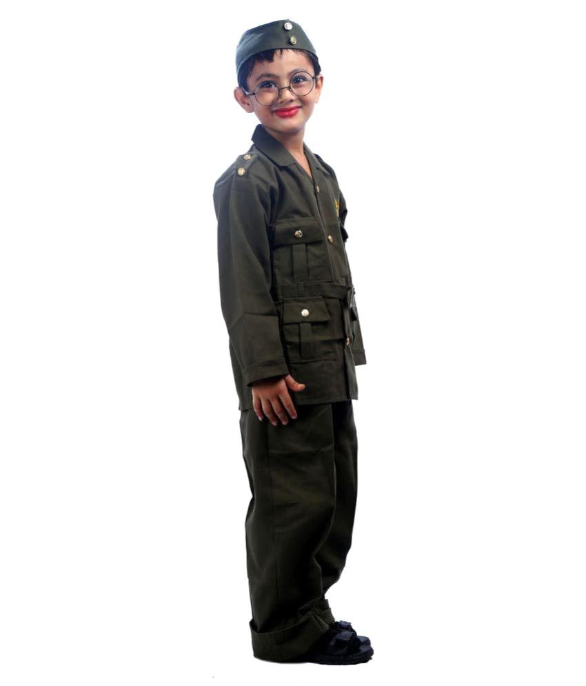 Snapdeal: SBD Green Costume @ Rs.130/- + Rs.30 Shipping