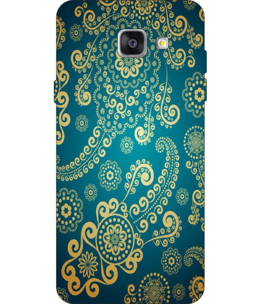 Samsung Galaxy A3 (2016) Printed Cover By Go Hooked