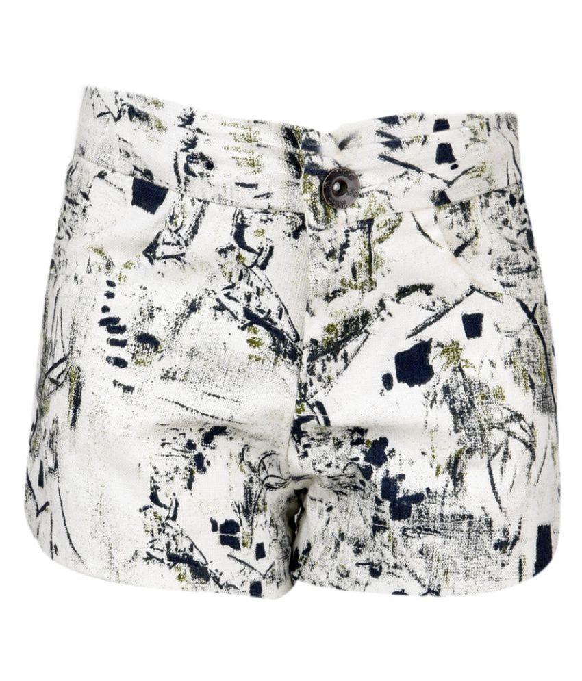 MSG Multicolour Shorts