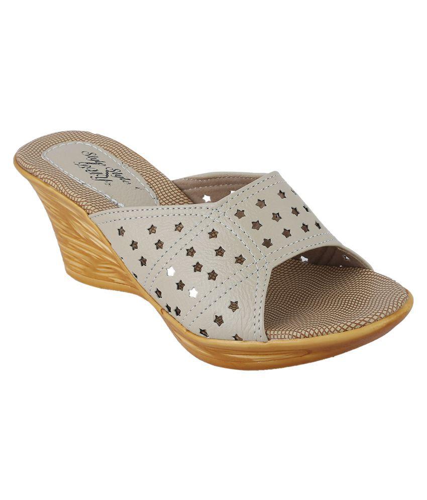 Style Buy Style White Heels