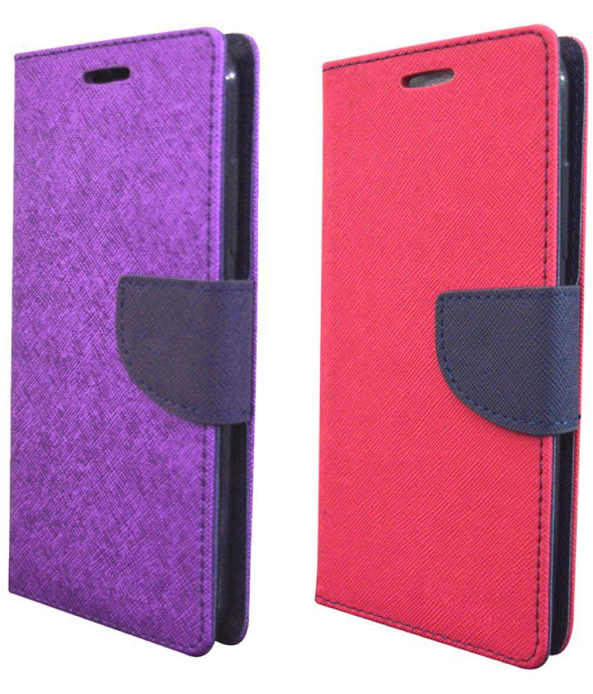 Asus Zenfone C Flip Cover by Rdcase - Multi