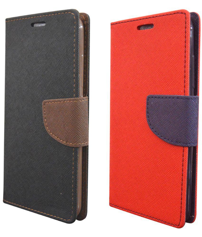 Samsung Tizen Z3 Flip Cover by Rdcase - Multi