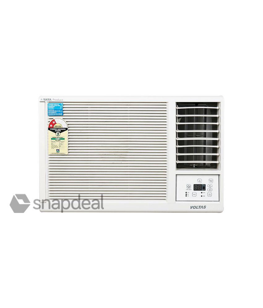 Voltas 1 ton 2 star 122 lye 122 lyi window air for 1 5 ton window air conditioner