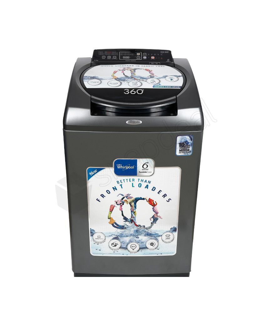 Whirlpool 11.0 Kg Ws110H Top Loading Fully Automatic Washing Machine