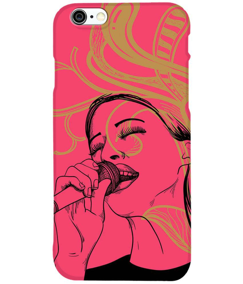 Apple iPhone 6S Printed Cover By SWAGMYCASE