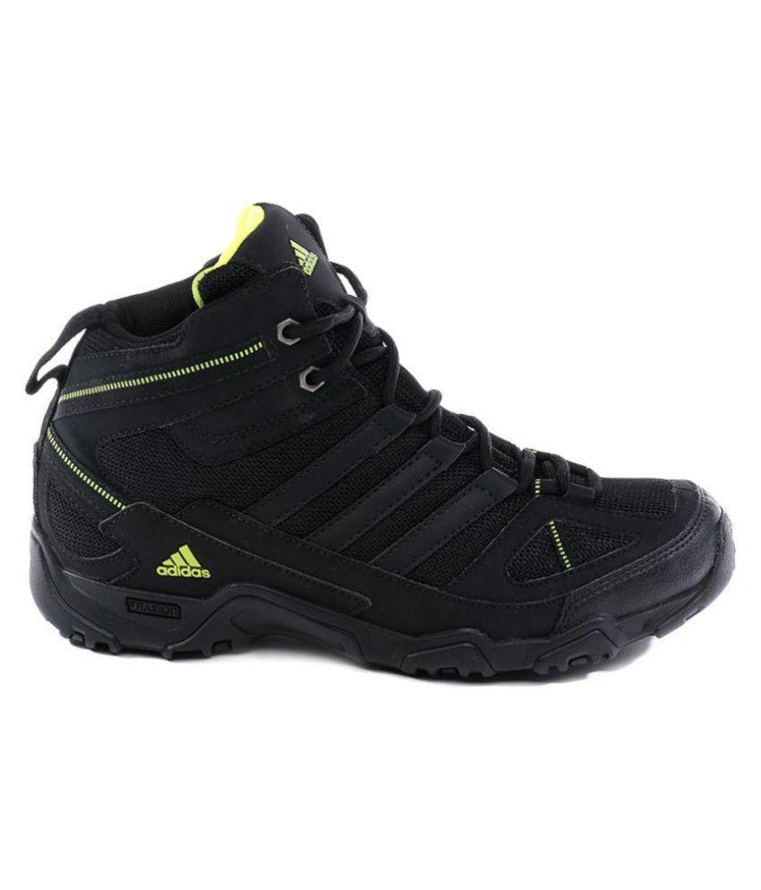 Adidas Xaphan Mid Black Hiking Shoes