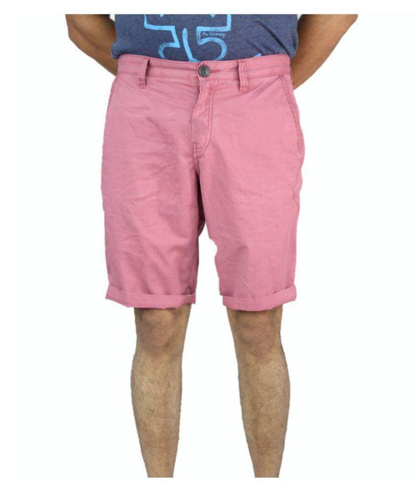 Thesaurus Enterprises Pink Shorts