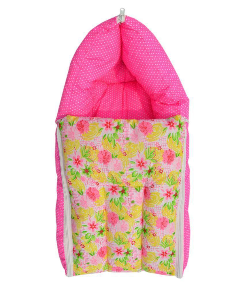 Younique Multi-Colour Cotton Sleeping Bags ( 66 cm × 50 cm)