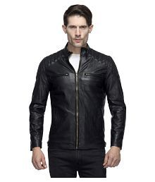 551d63b8f Leather Mens Jackets :Buy Leather Mens Jackets Online at Low Prices ...