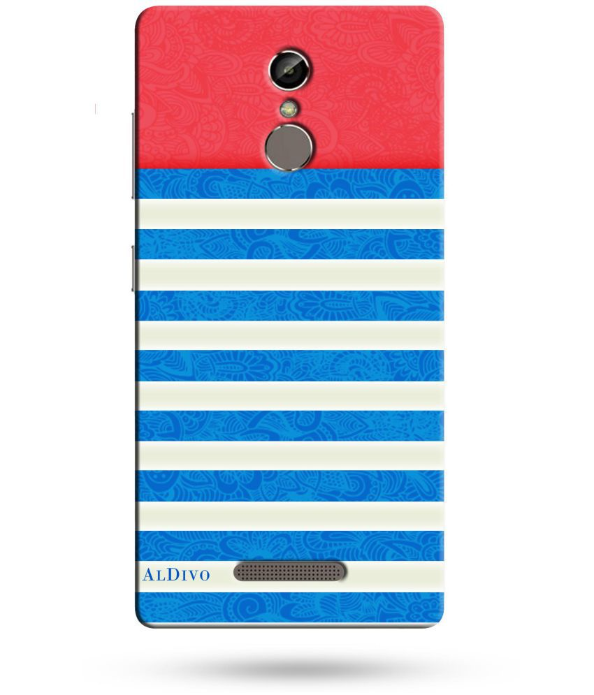 Gionee S6s Printed Cover By ALDIVO