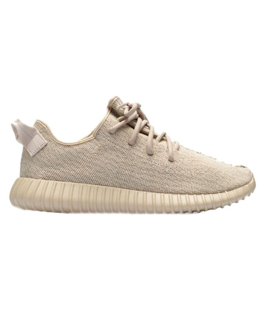 Adidas ADIDAS MEN YEEZY BOOST Tan Running Shoes - Buy Adidas ADIDAS MEN  YEEZY BOOST Tan Running Shoes Online at Best Prices in India on Snapdeal d88a2f74b