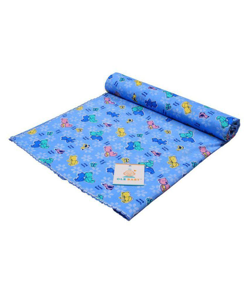 Ole Baby Blue Baby Wrap