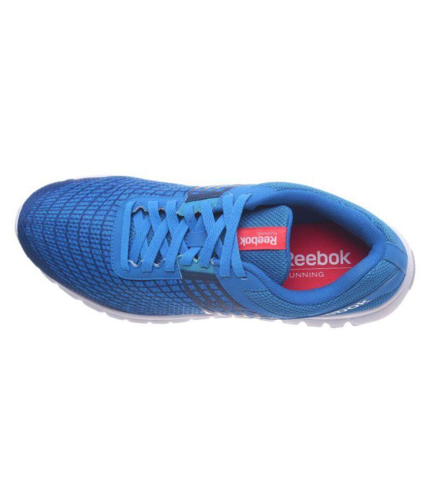 ... Reebok Sublite Escape Shoes Blue Running Shoes ...