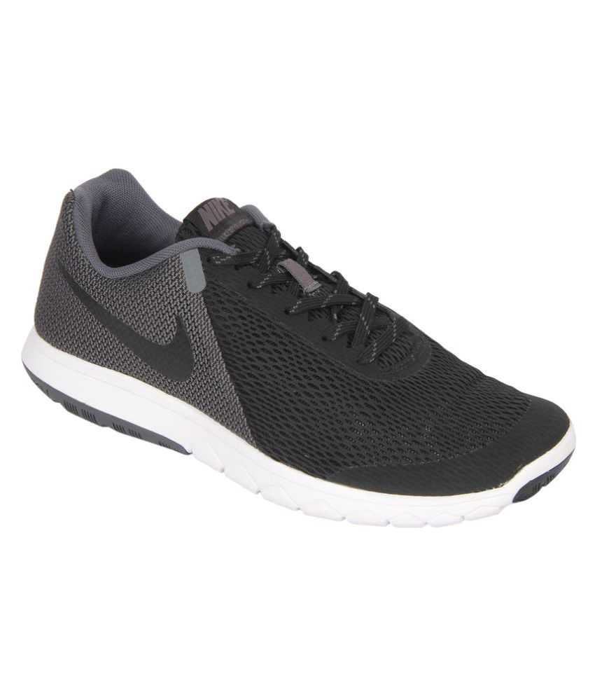 c1ba189d9962 Nike Flex Experience RN 5 Black Running Shoes - Buy Nike Flex Experience RN  5 Black Running Shoes Online at Best Prices in India on Snapdeal