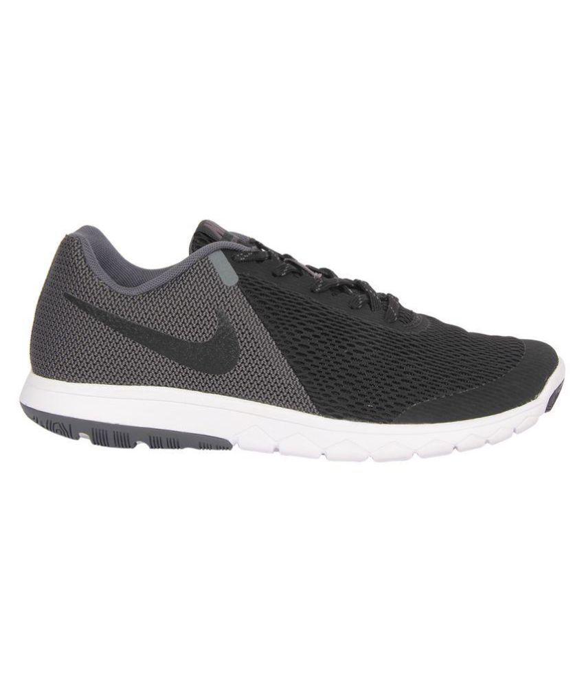 657bdafd7cda7 Nike Flex Experience RN 5 Black Running Shoes - Buy Nike Flex ...