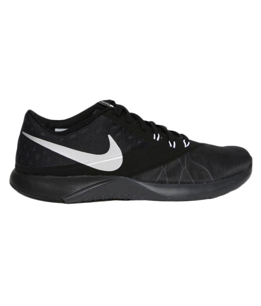 910f0529e9dc Nike FS Lite Trainer 4 Black Training Shoes - Buy Nike FS Lite ...