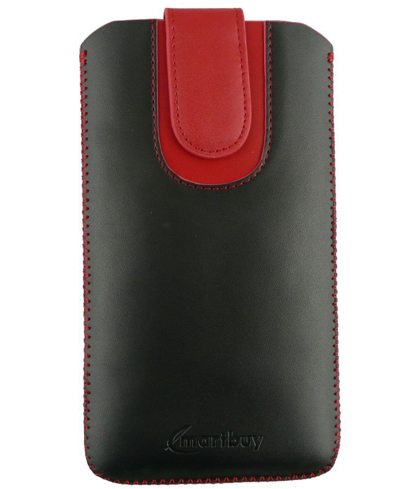 Sony Xperia T2 Ultra Flip Cover by Emartbuy - Multi