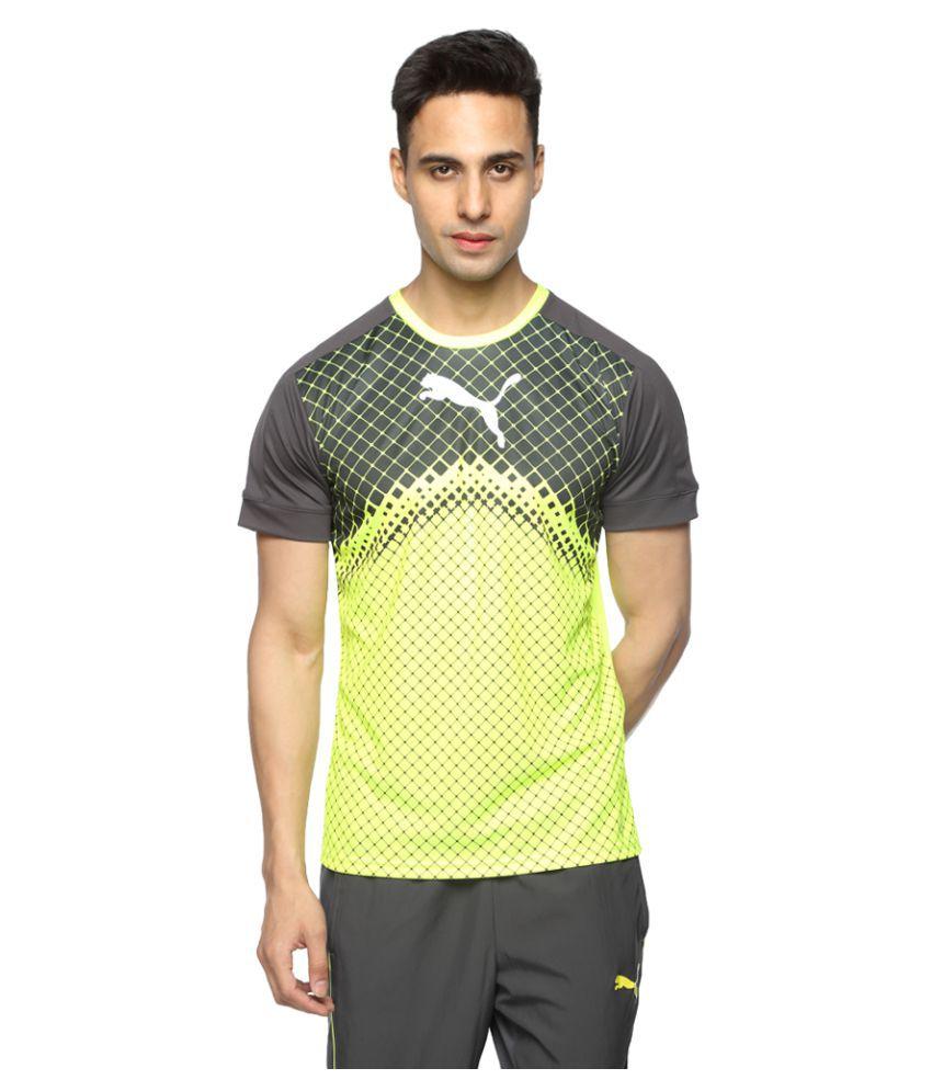 Puma Multi Polyester T-Shirt Single Pack