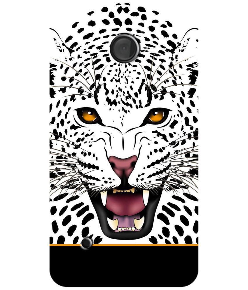 Nokia Lumia 530 Printed Cover By SWAGMYCASE