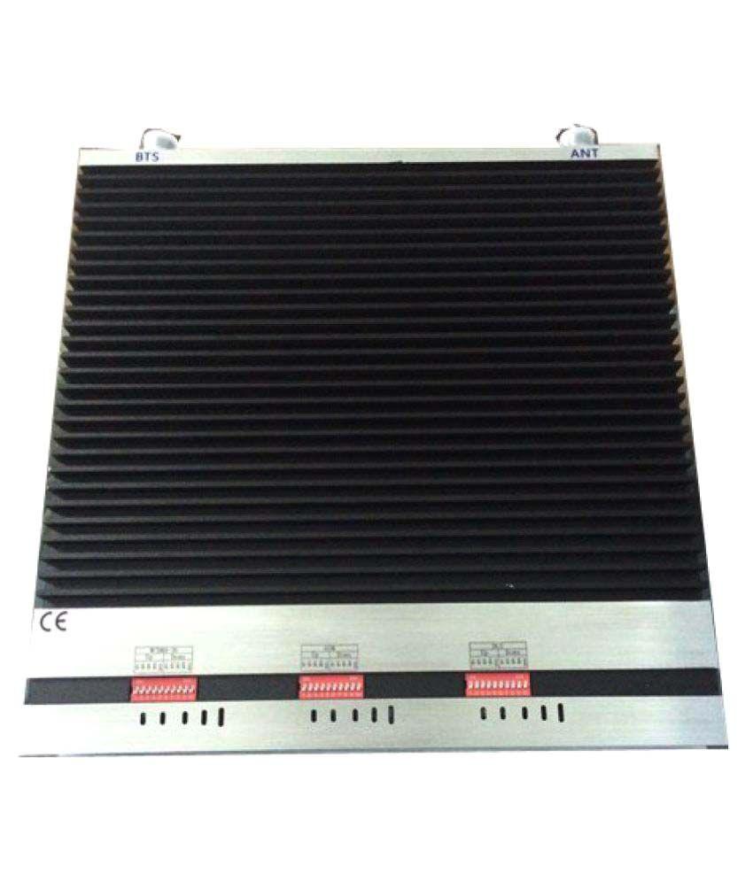 Lintratek HPC-GDW 27  900-1800-2100Mhz Tri Band Repeater 3200 RJ11 Black