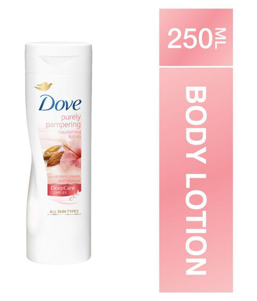 Dove Purely Pampering Almond Body Lotion 400 Ml Buy Dove Purely Pampering Almond Body Lotion 400 Ml At Best Prices In India Snapdeal
