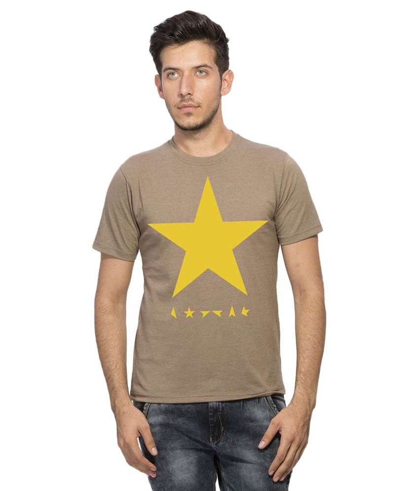 Clifton Brown Round T-Shirt