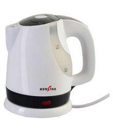 Kenstar KKB10C3p 1 1300 Plastic Electric Kettle