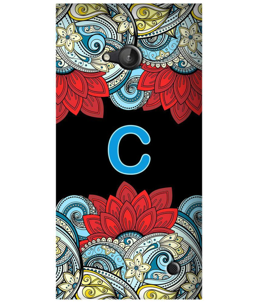 Nokia Lumia 730 Printed Cover By SWAGMYCASE