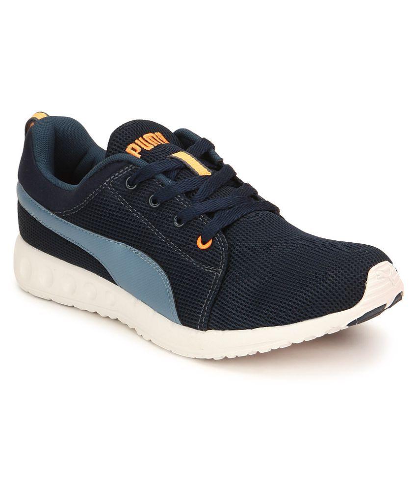 5bcb5bf58ea Puma Carson Runner DP Blue Running Shoes - Buy Puma Carson Runner DP ...