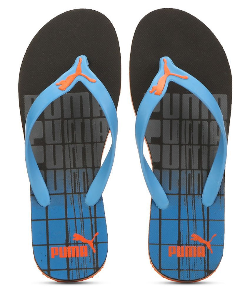 efa5e4281 Puma Grant DP Blue Thong Flip Flop Price in India- Buy Puma Grant DP Blue Thong  Flip Flop Online at Snapdeal