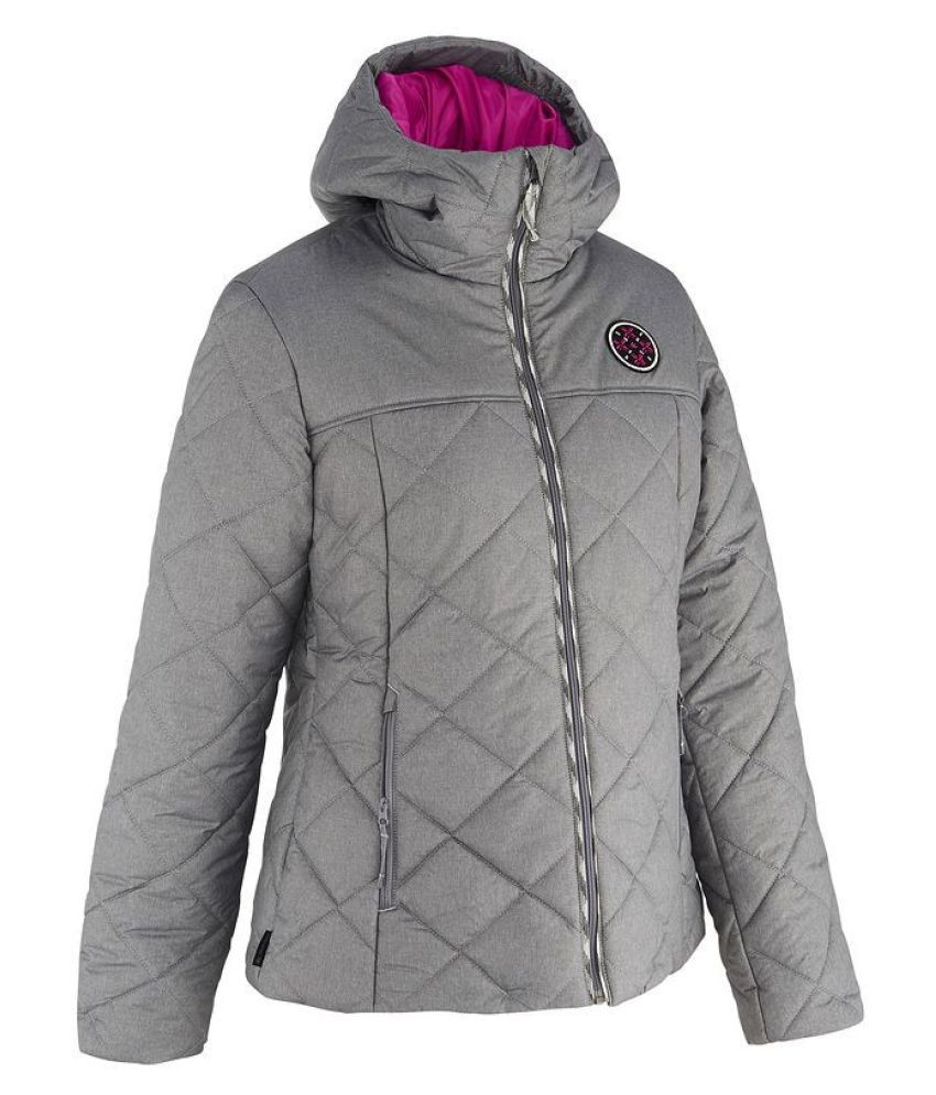 QUECHUA Arpenaz 600 Women's Padded Hiking Jacket