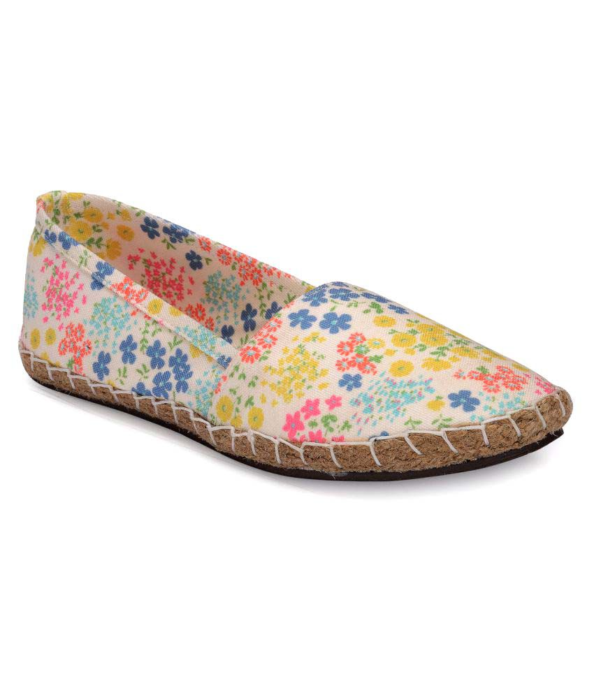 Nell Multi Color Flats