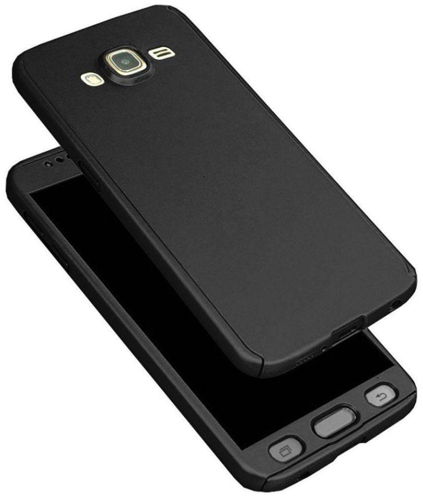 Samsung Galaxy J5 (2016) Cover by Galaxy Plus - Black