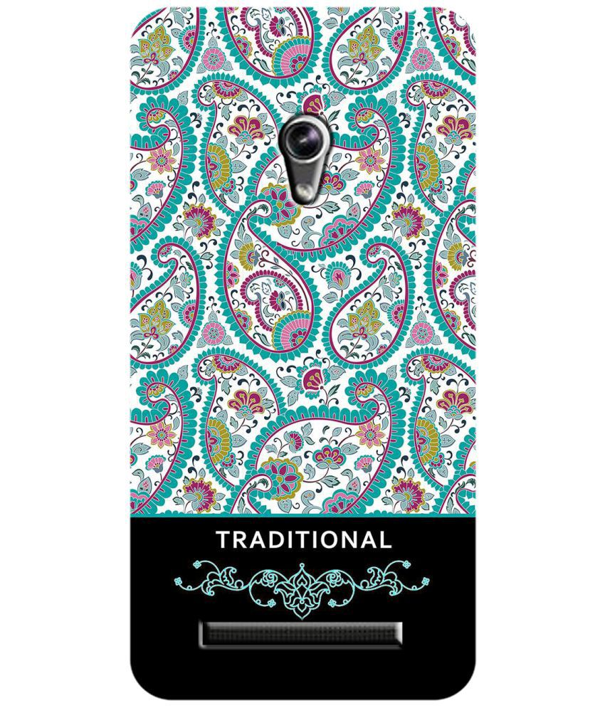 Asus Zenfone 5 Printed Cover By SWAGMYCASE