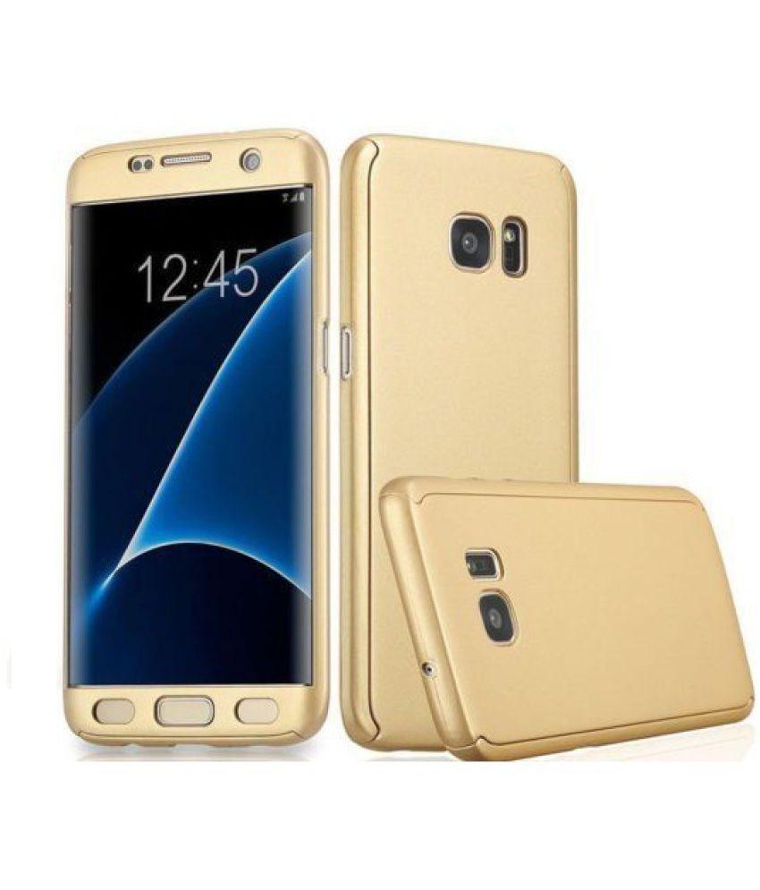 Samsung Galaxy j2 Cover by Galaxy Plus - Golden