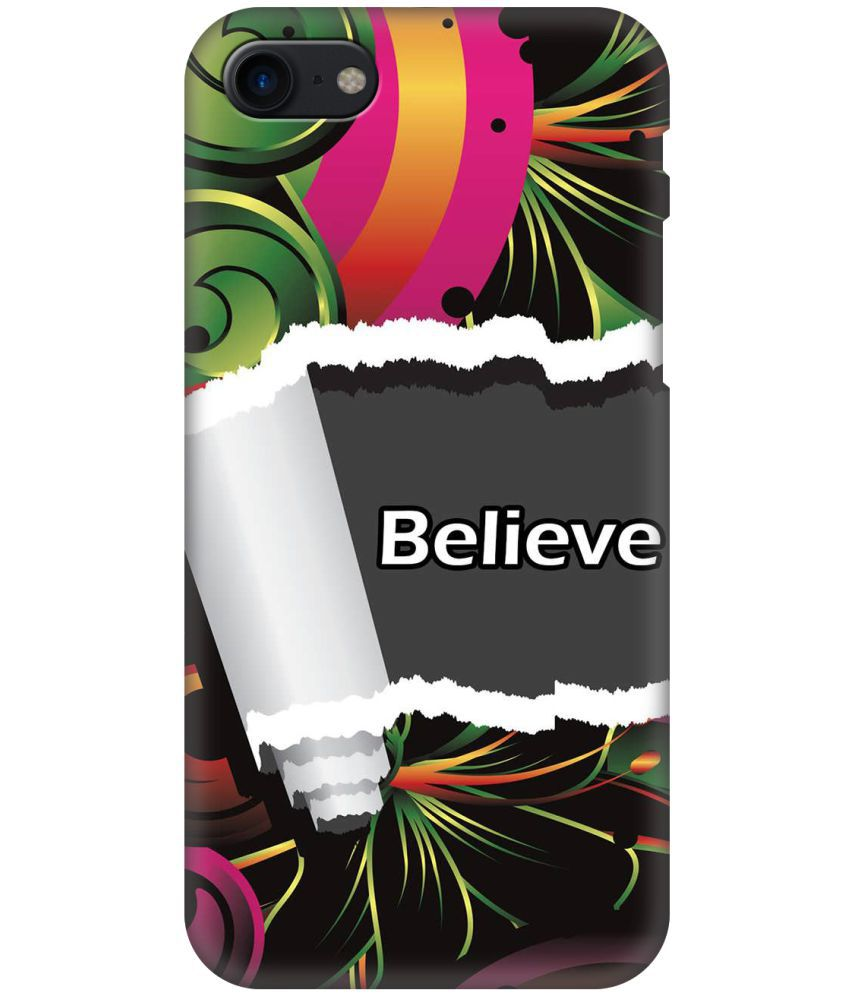 Apple iPhone 7 Printed Cover By SWAGMYCASE
