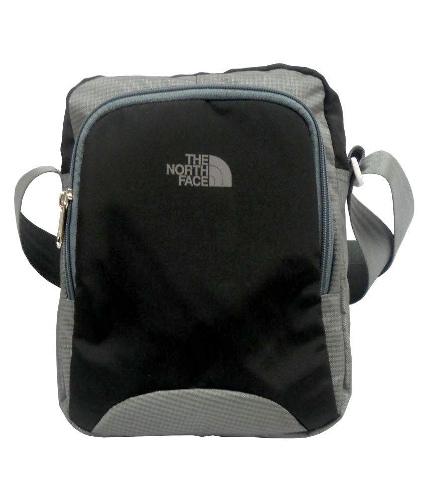 f1e0142fb The North Face Black Nylon Sling Bag