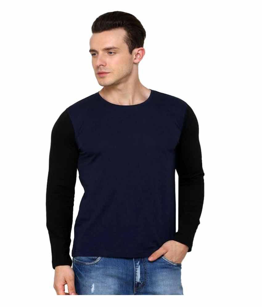 Rigo Black Round T-Shirt
