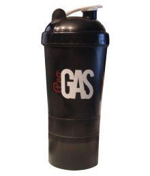 Gas Pro Black Gym Shaker