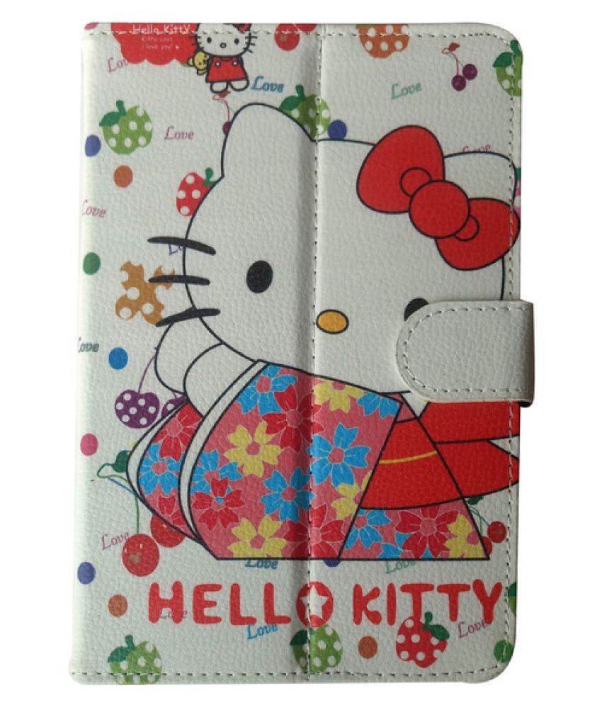 Bsnl Penta Ws703C Tpad Flip Cover By Corcepts Multi Color
