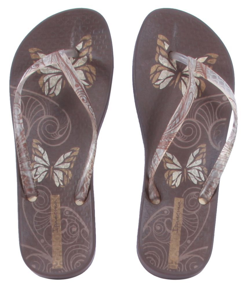Ipanema Multi Color Slippers