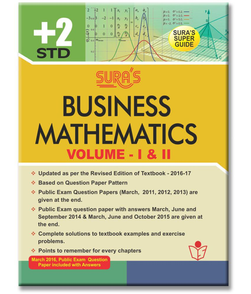 12th standard guide business mathematics english medium volume i rh snapdeal com Missile Guided Math Guide for Class 10 Maths