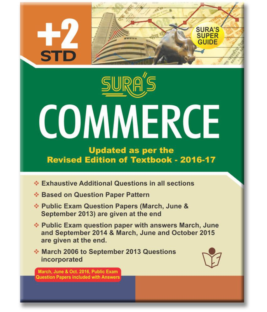 12th commerce surya guide