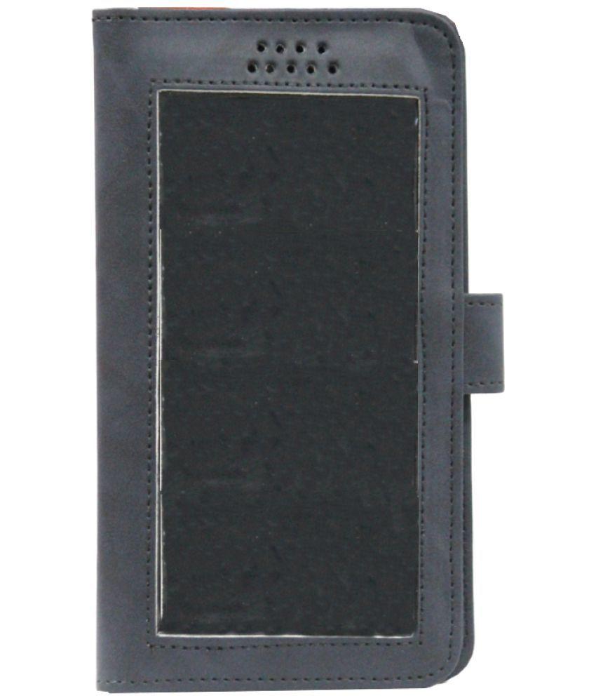 Lenovo Vibe K5 Plus Holster Cover by Jojo - Blue