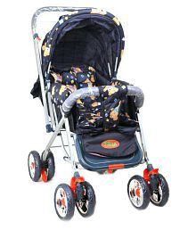 Variety Gift Centre Baby Stroller With Reversible Handle