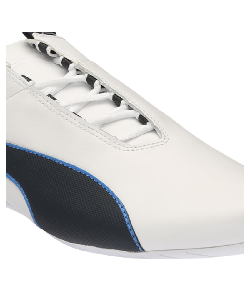 Puma BMW MS Future Cat S2 Sneakers White Casual Shoes - Buy Puma BMW ... 03aae0b23