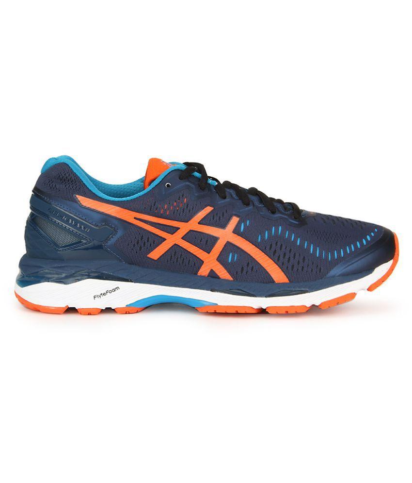 f992da8caf1e Asics Gel-Kayano 23 Blue Running Shoes - Buy Asics Gel-Kayano 23 ...