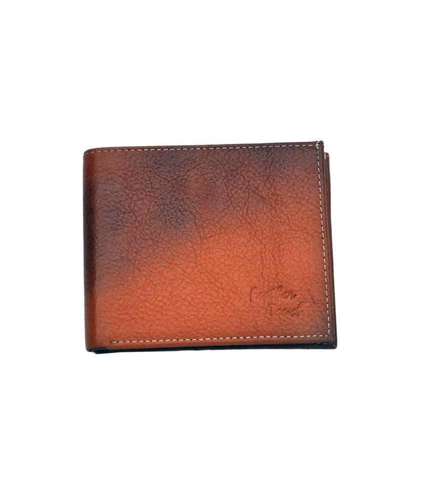 NoVowels Red Wallet